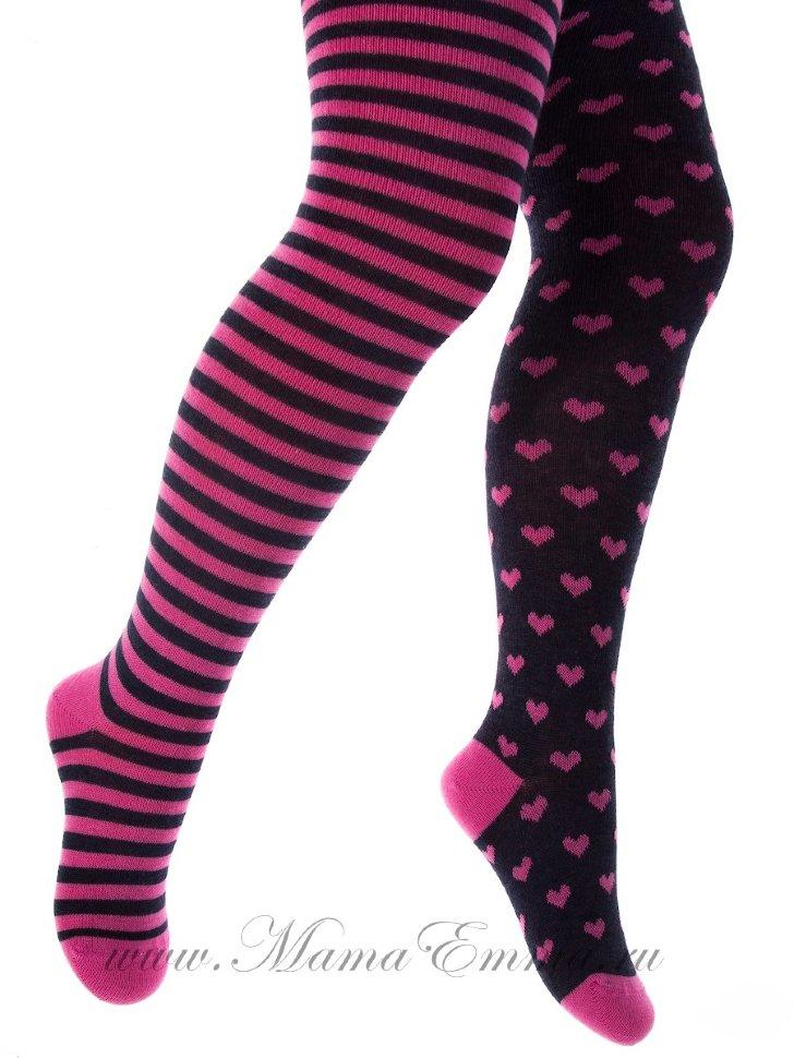 bc7f427992732 Колготки для девочки Conte 355 c розовым дизайном купить в ...