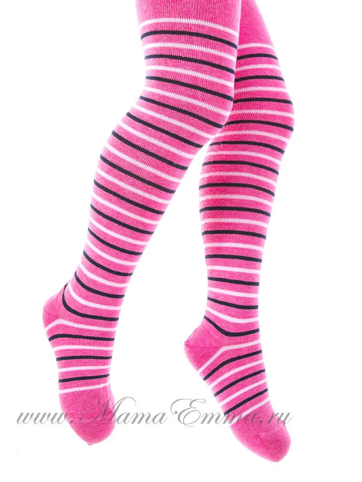 Колготки детские Conte TIP-TOP 220 розовые полоски купить в ... 072f950b568